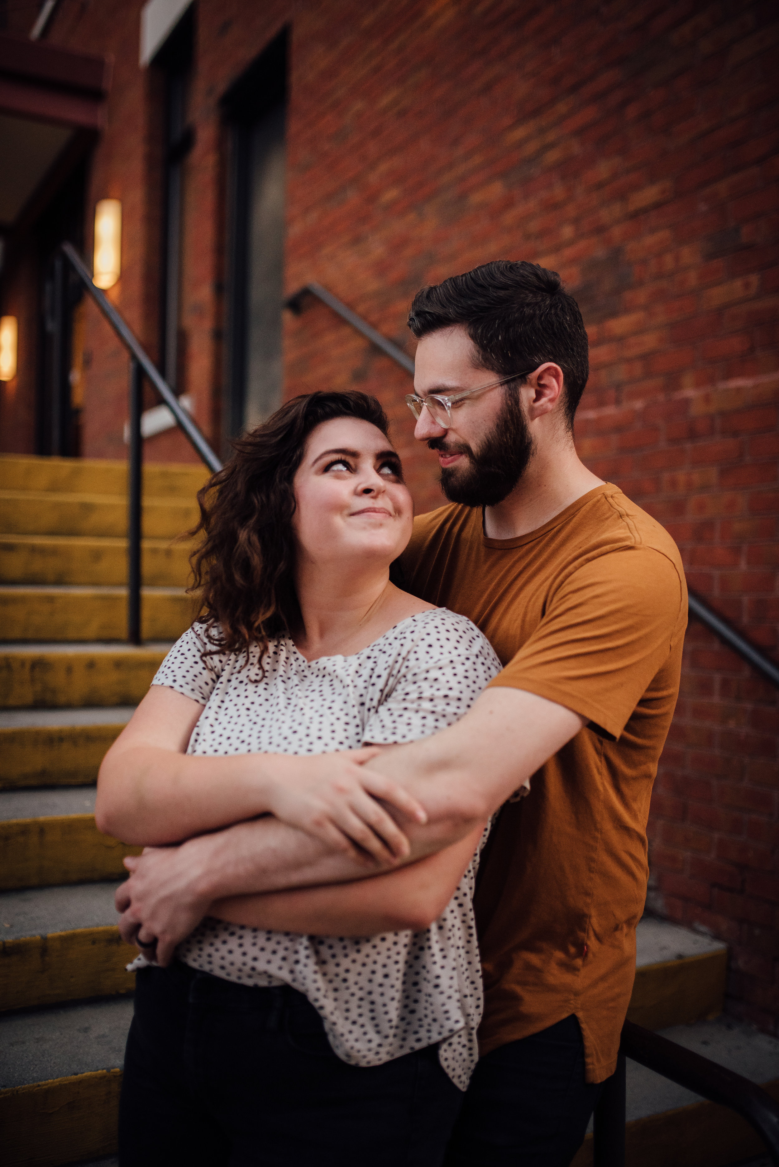 raleigh couple session - raleigh engagement session - north carolina engagement photographer - north carolina wedding photographer - raleigh wedding photographer