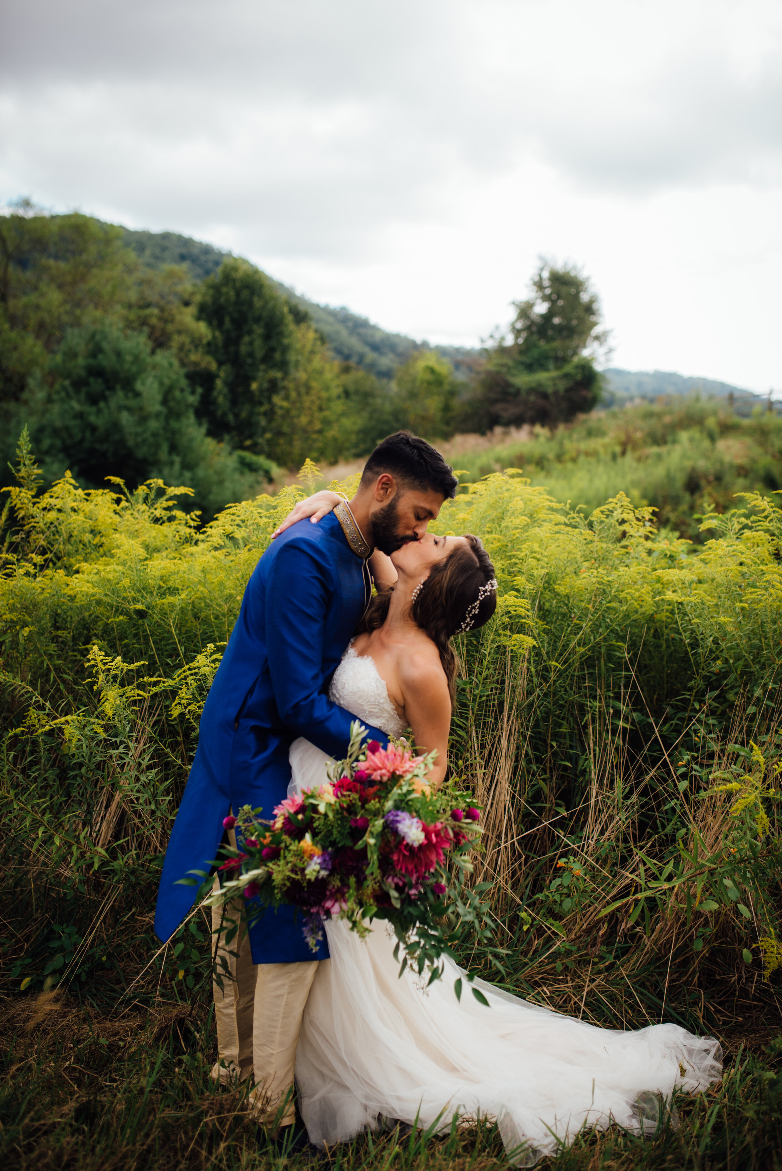 asheville wedding photographer - claxton farm wedding - north carolina wedding photographer