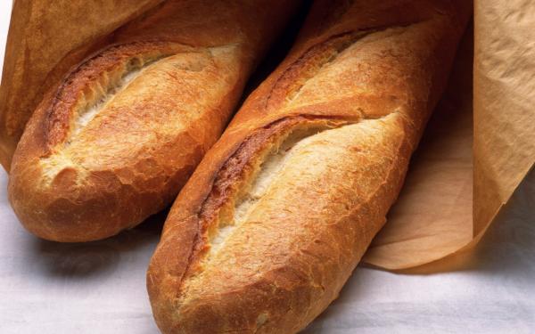 Happy little breads.
