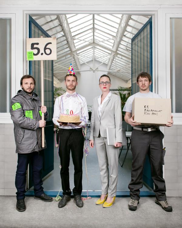 5.5 Design Studio. AKA my future? via  designboom