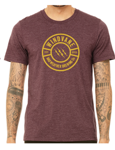 Established 2013 (Windvane) T-Shirt $20