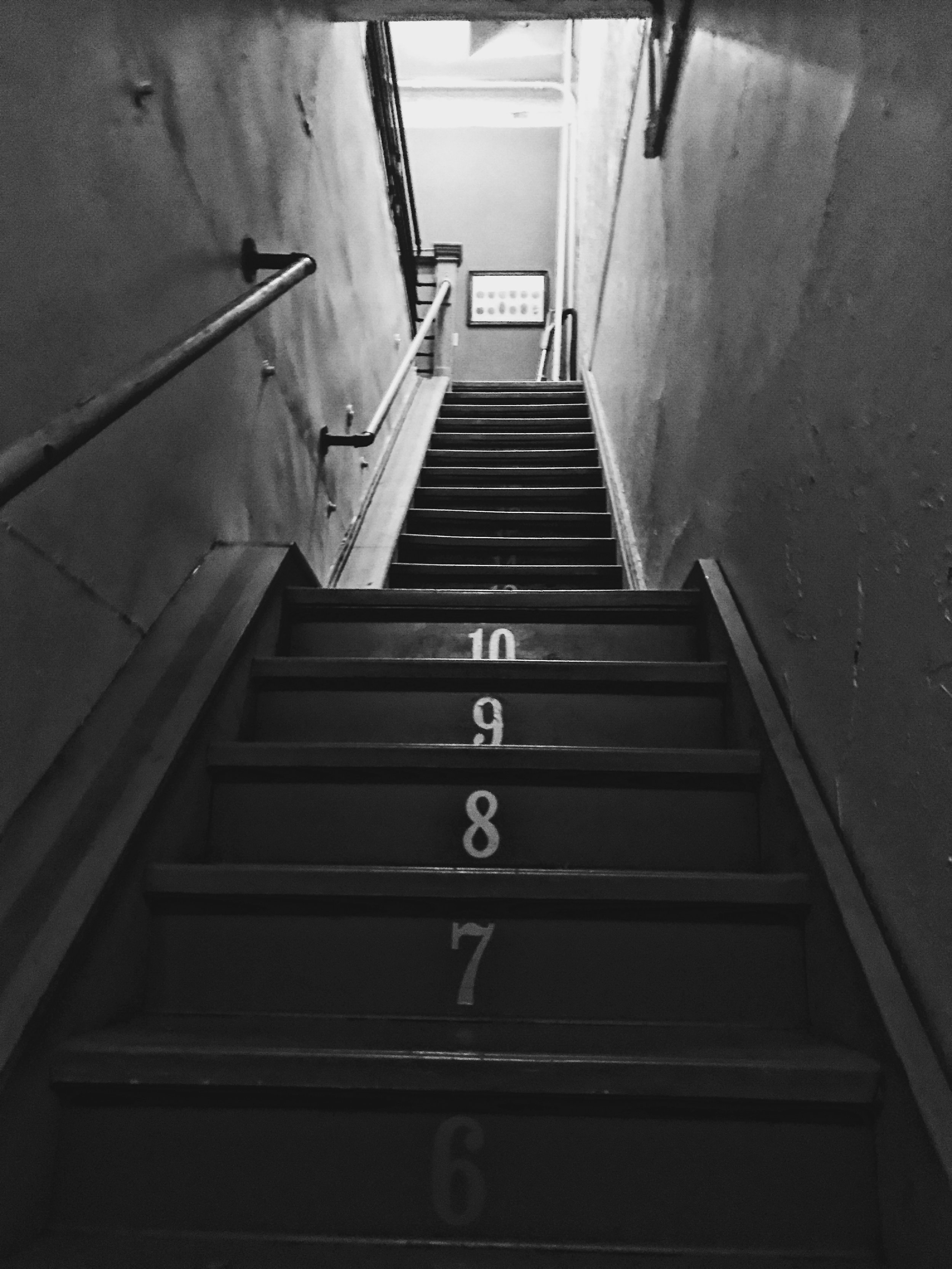 There is probably a very good reason why these steps are numbered, but I enjoy treating it like a random, mysterious thing.