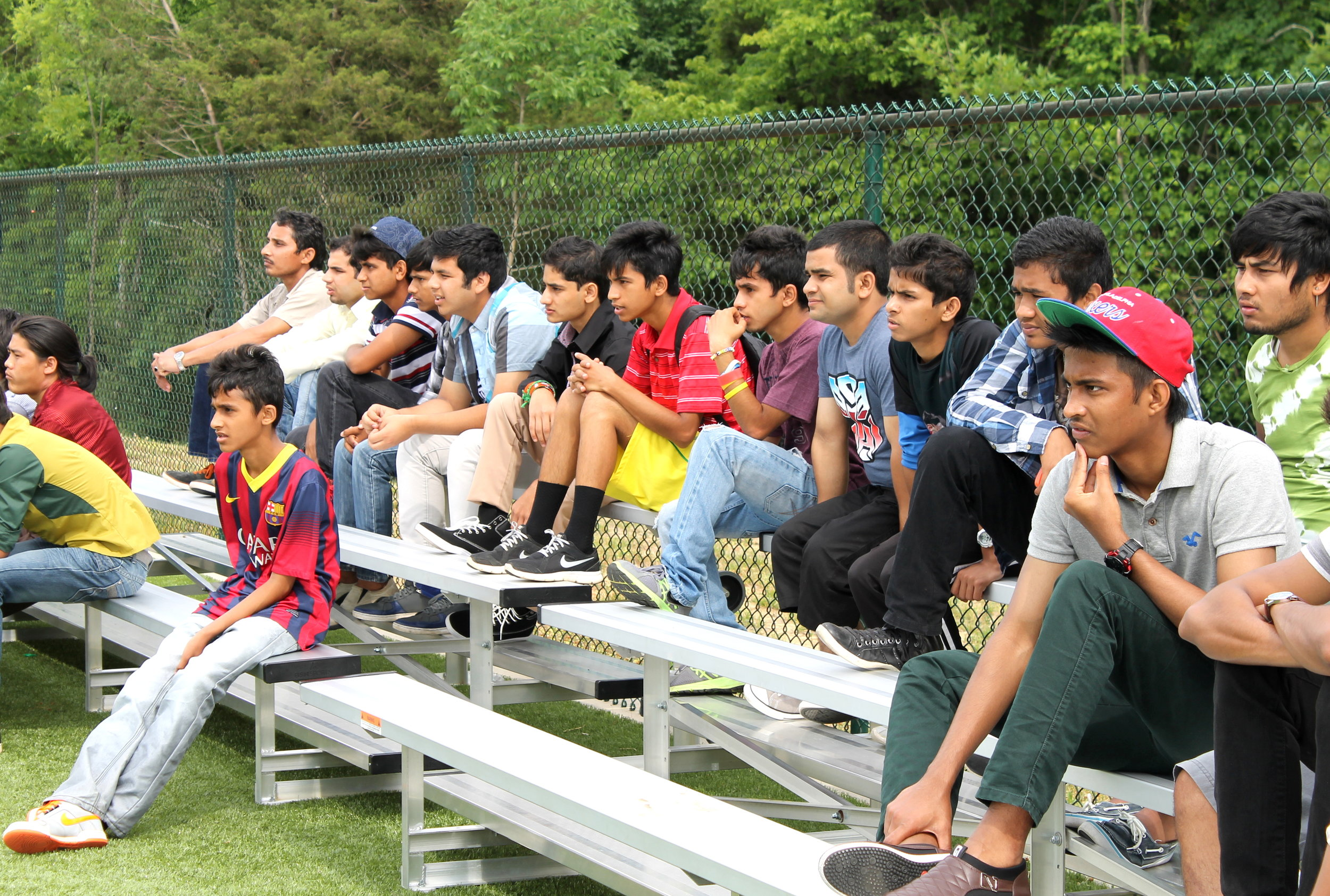 Bhut soccer tournament Charlotte 2014.JPG