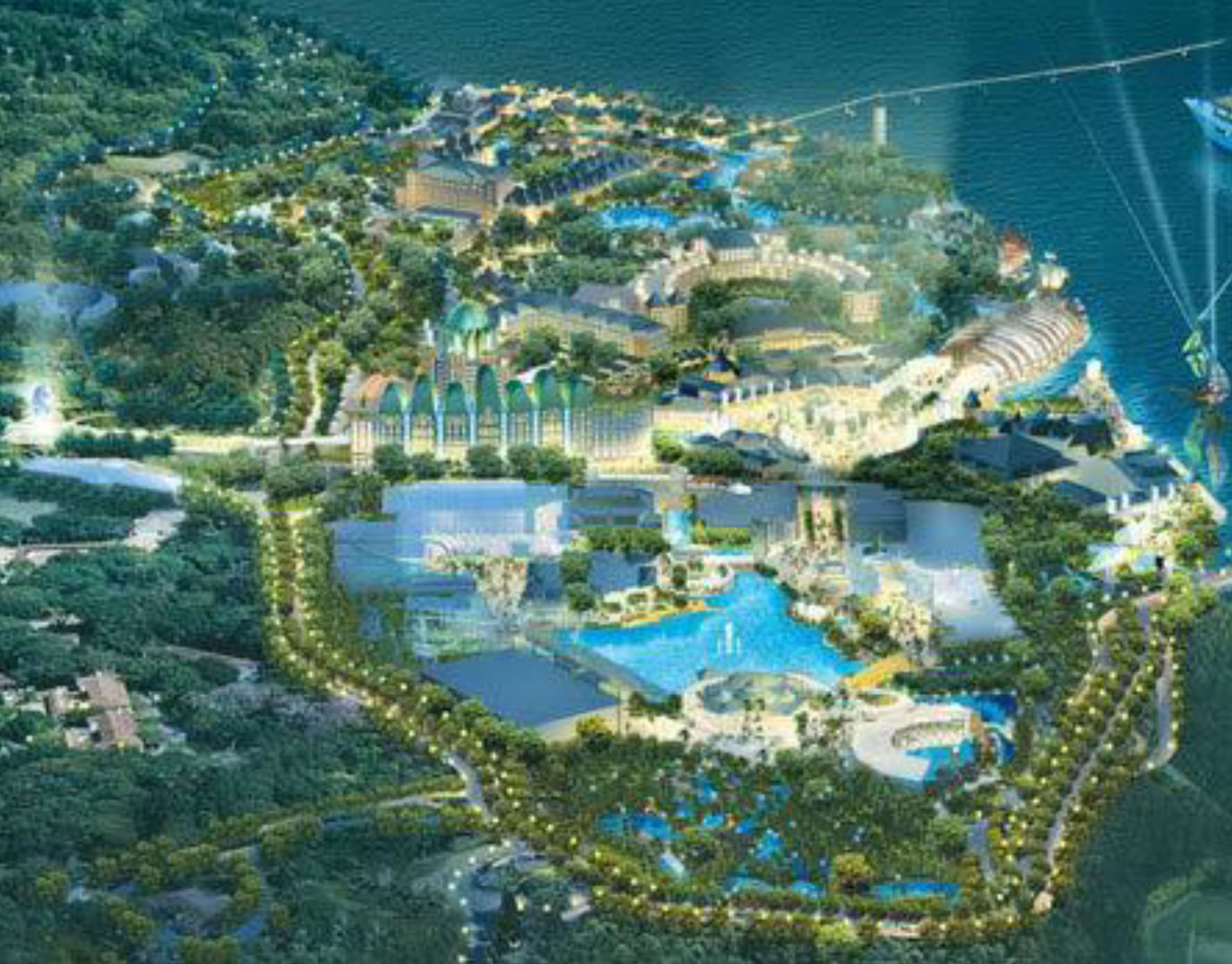 Resorts World, Sentosa Island, Singapore