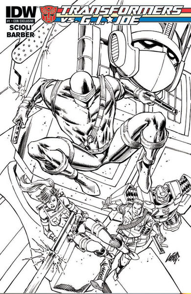 Convention Exclusive Cover Art By: Rob Liefeld