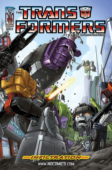 New Dimensions Comics Cover: Don Figueroa