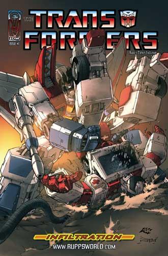 Ruppsworld Comics Cover: Don Figueroa