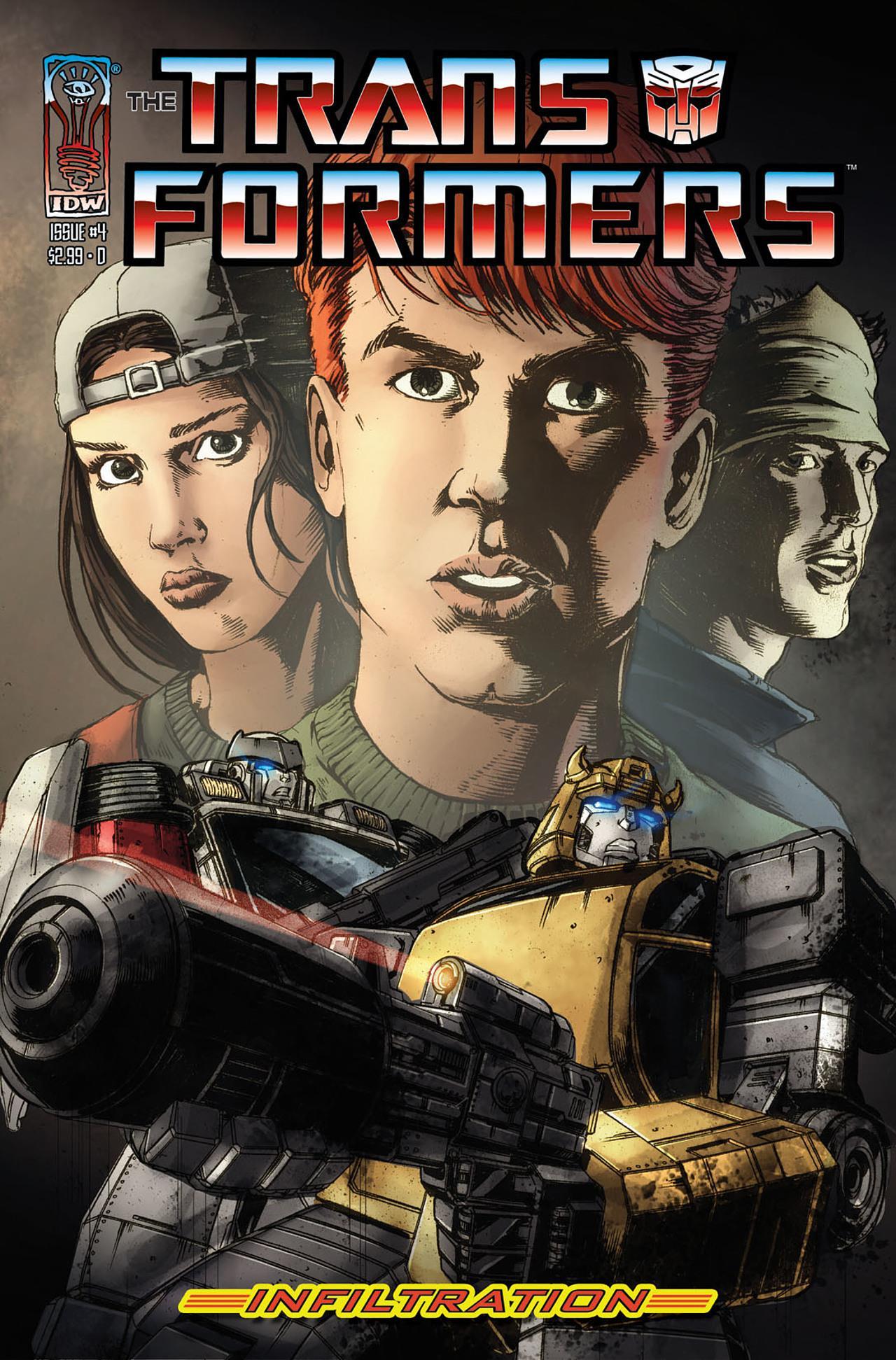 Cover D: James Raiz