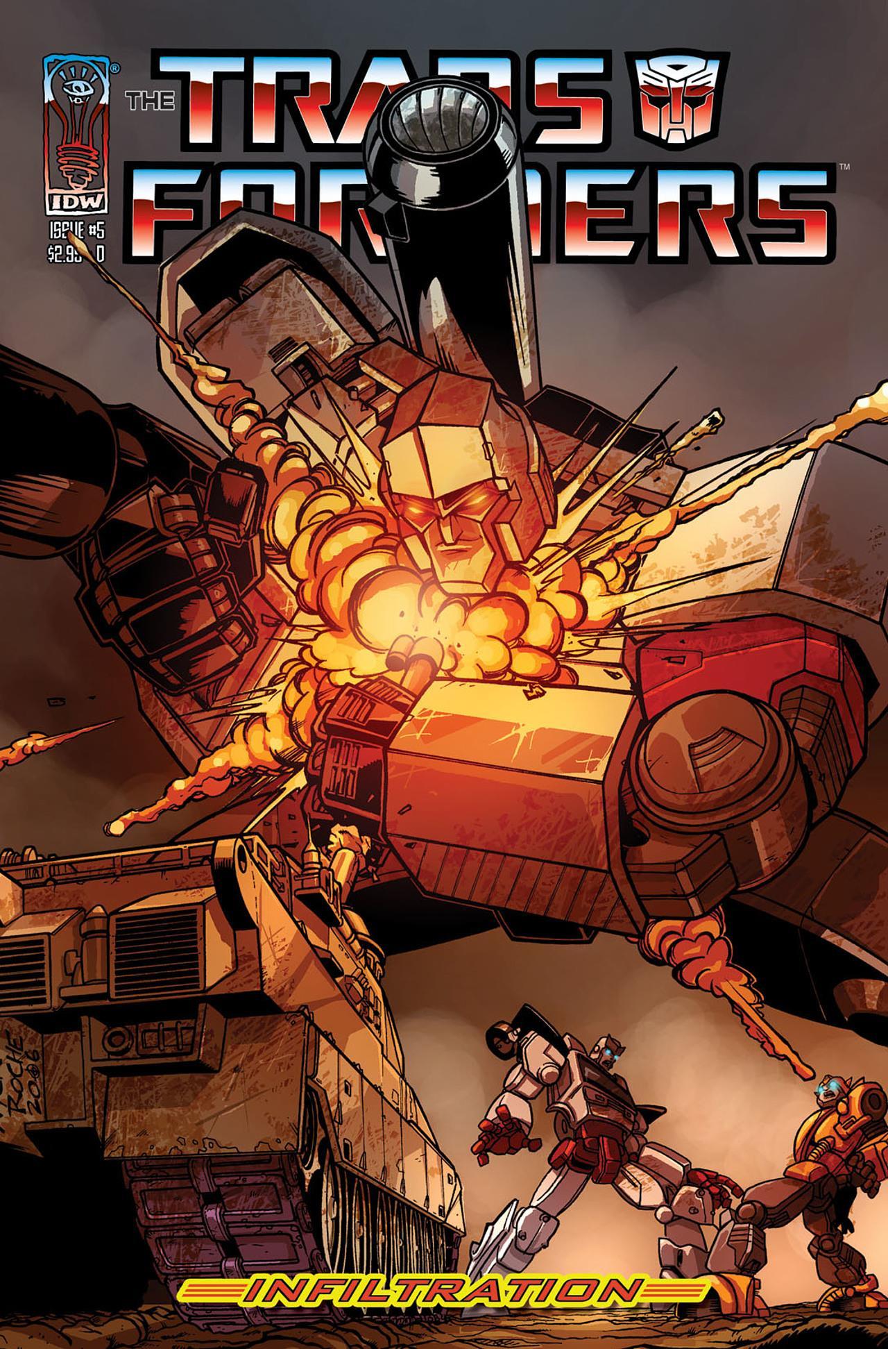 Cover D: Nick Roche