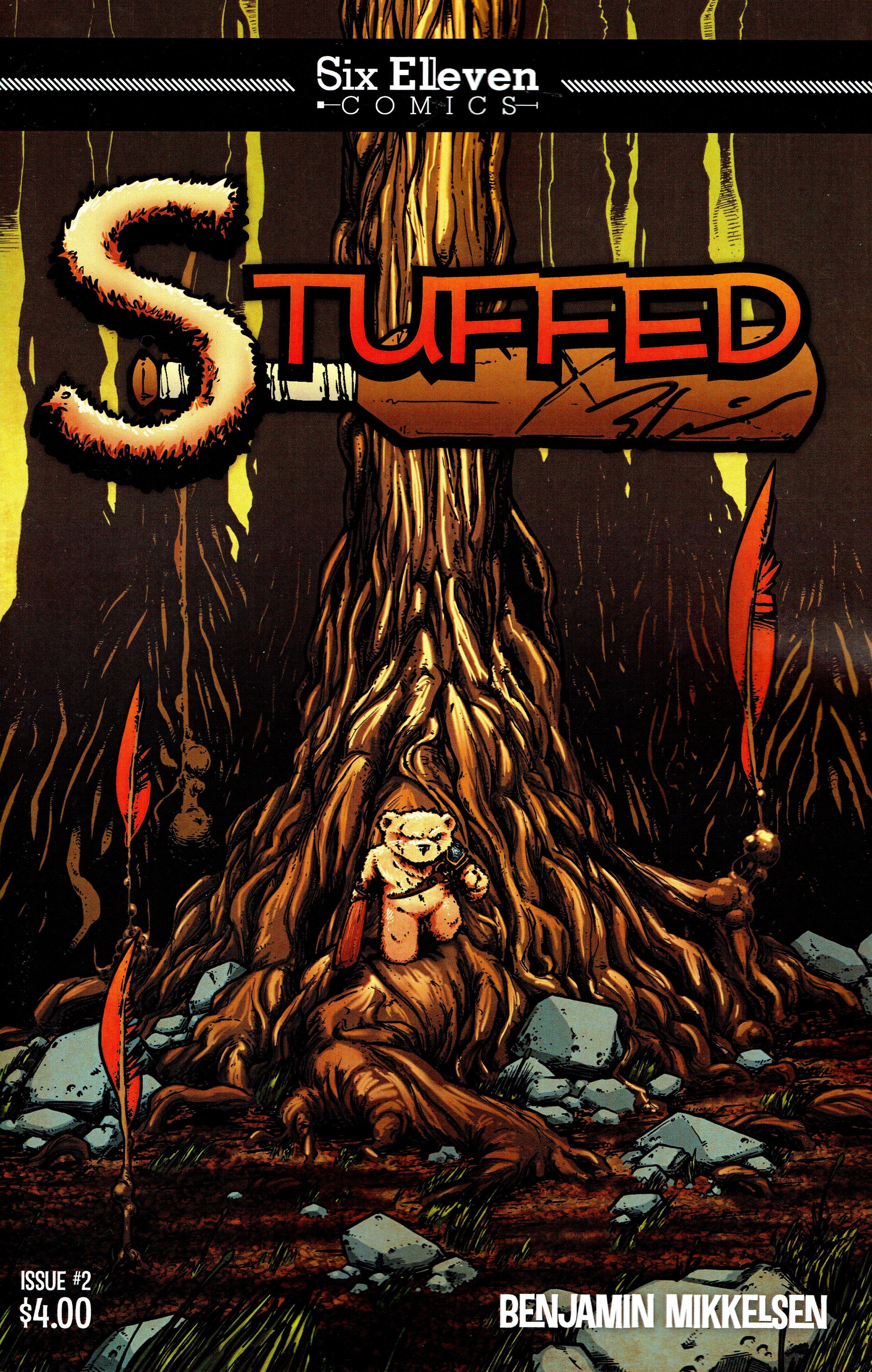 Stuffed #2 by Ben Mikkelsen.