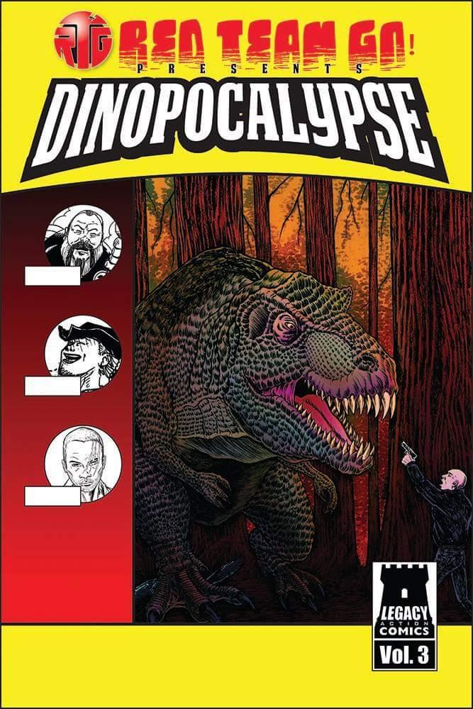 Dinopocalypse #3 from Red Team Go Colorado.