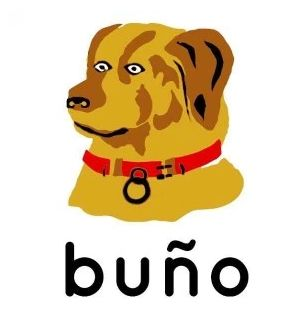 Buño Press logo.