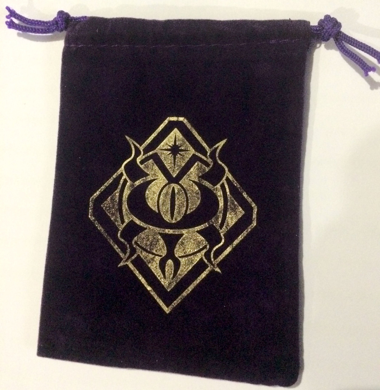 Darkmoon coin sack from BlizzCon 2017.