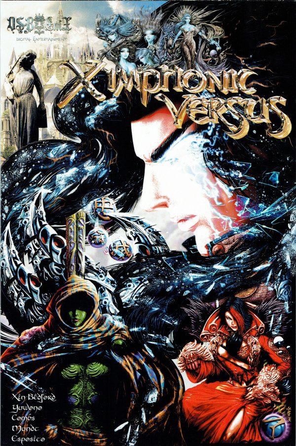 Ximphonic Versus Prelude Edition.