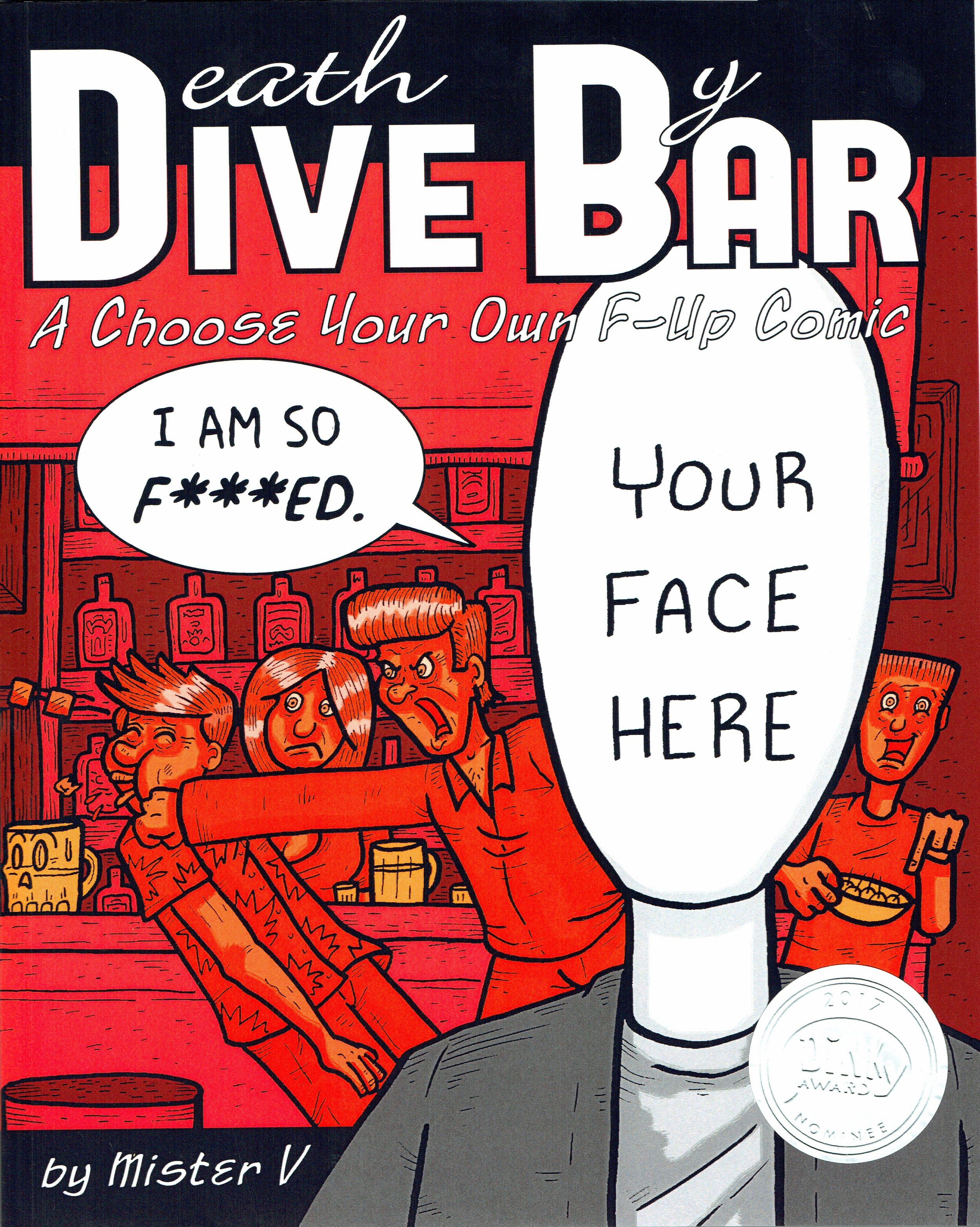 Death By Dive Bar by Mister V.