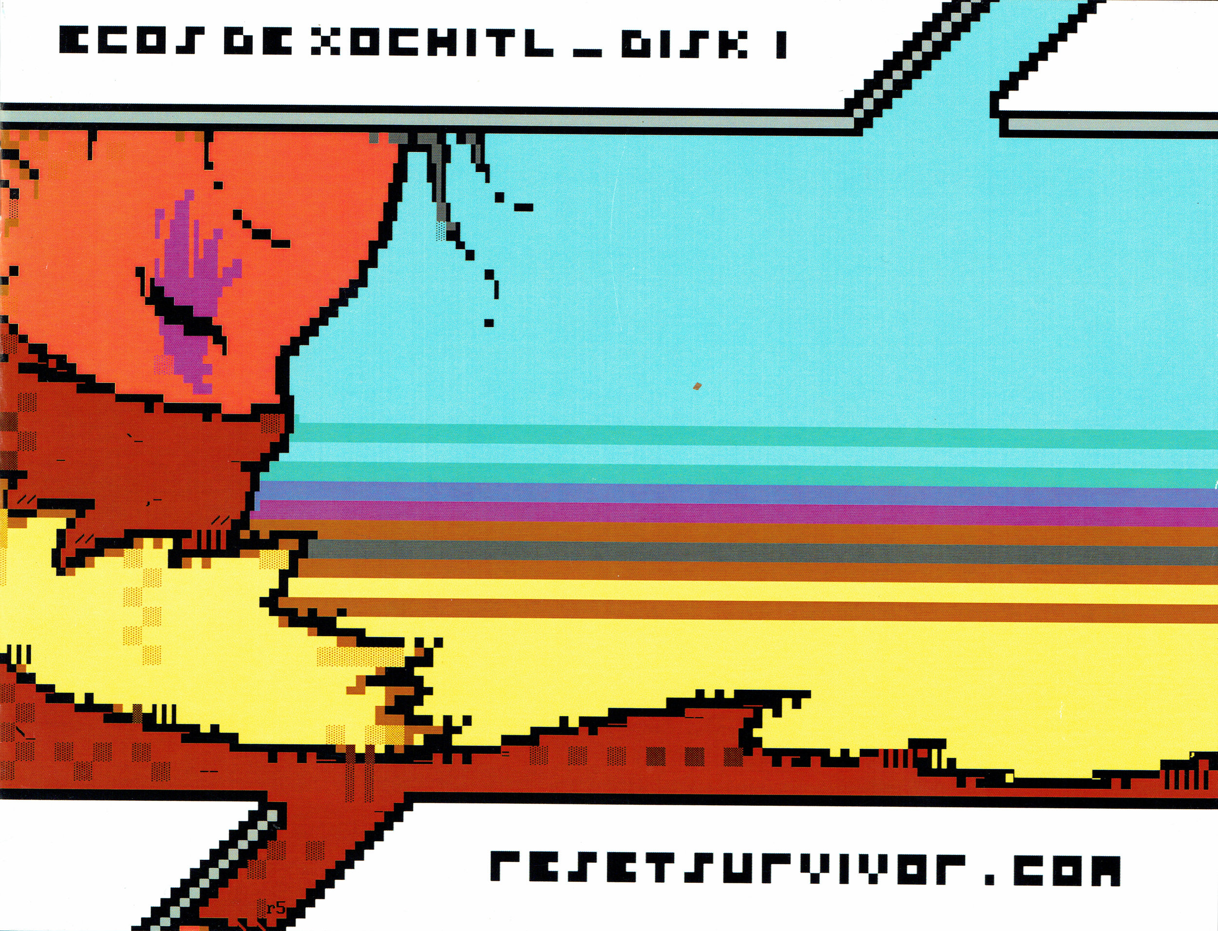 Ecos De Xochitl Disk 1 from Reset Survivor.
