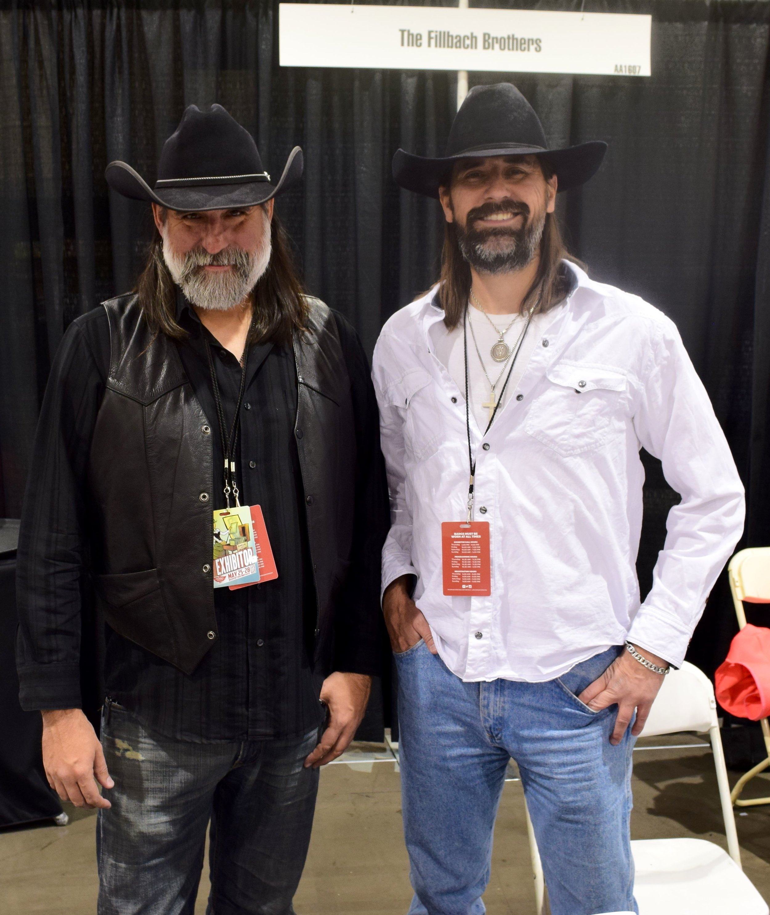 The Fillbach Brothers at Phoenix Comic Con 2017 (2)