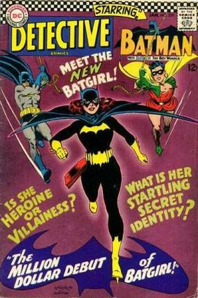 Detective Comics #239. Pencils by Carmine Infantino.