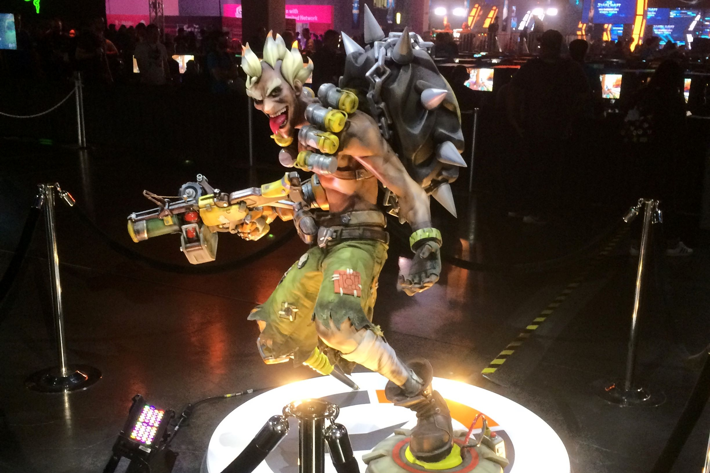 A Legendary BlizzCon Adventure: The BlizzCon 2017 Photo Gallery   Written by Shawn Hall