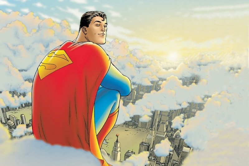 Editorial: Superman - The American Way   Written by Roberto Martinez