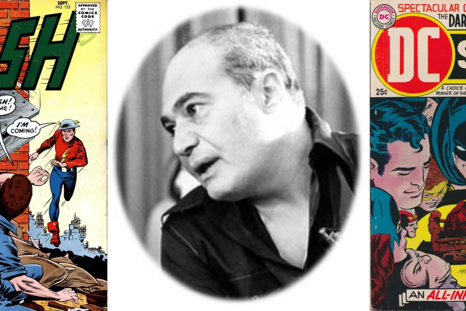 An Interview With Carmine Infantino - From Penciller to Publisher and Everywhere In Between   Written by Bryan Stroud