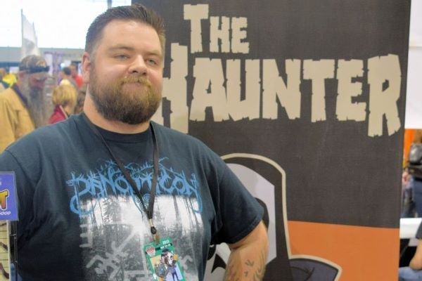 An Interview With Kevin Gentilcore of CreepHouse Comics (Denver Comic Con 2015)   Written by Neil Greenaway