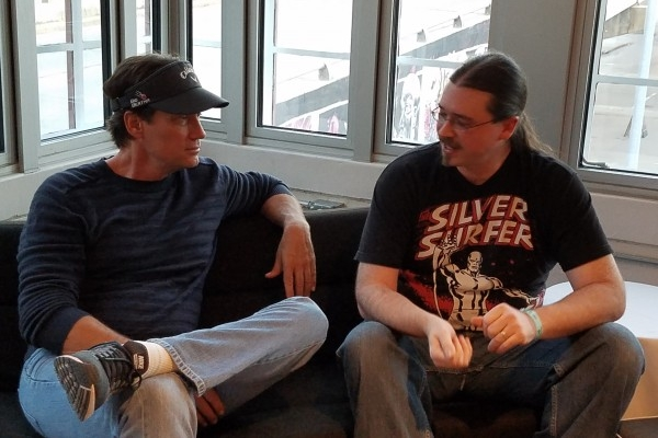 An Interview With Kevin Sorbo of God's Not Dead (Wizard World Des Moines 2016)   Written by Neil Greenaway