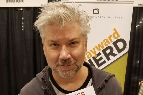 An Interview With Chris Gore of Film Threat (Phoenix Comic Con 2016)   Written by SaraJean Greenaway