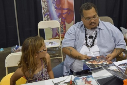 An Interview With Raven Gregory of Widow's Web (Phoenix Comic Con 2016)   Written by Neil Greenaway