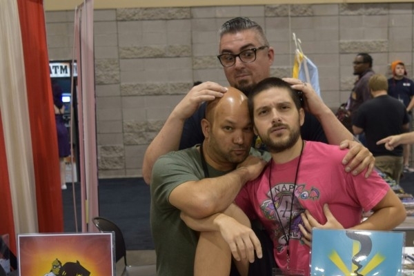 An Interview With Nick Marino of Holy F*cked (Phoenix Comic Con 2016)   Written by Neil Greenaway
