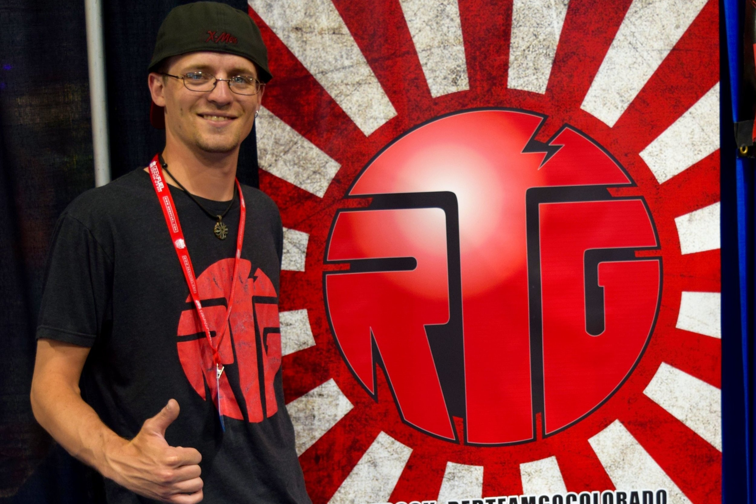An Interview With Bob Parks & Colton Muheim of Red Team Go Colorado (Denver Comic Con 2016)   Written by Neil Greenaway