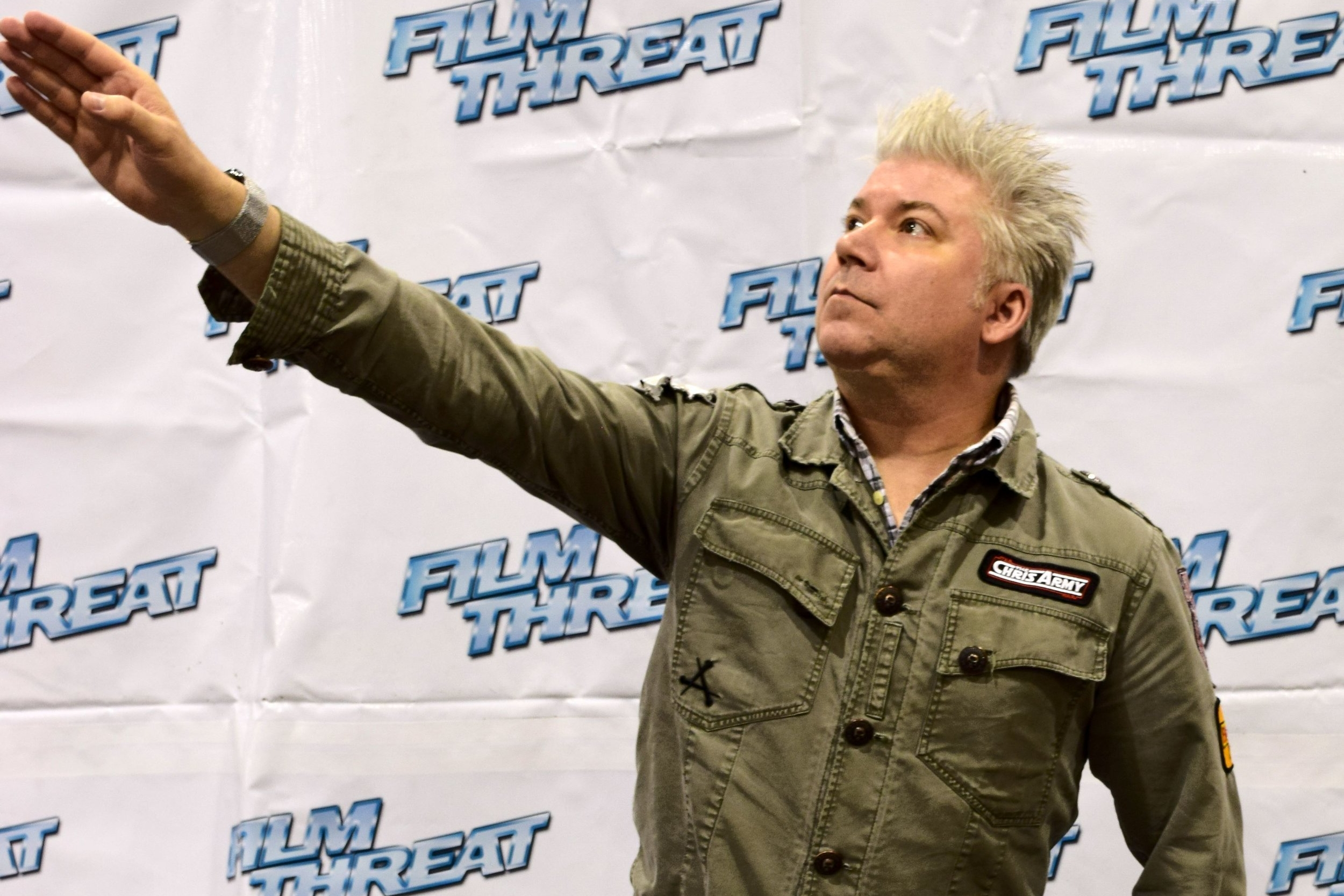 An Interview With Chris Gore of Film Threat and Gemr.com (Phoenix Comic Con 2017)   Written by SaraJean Greenaway