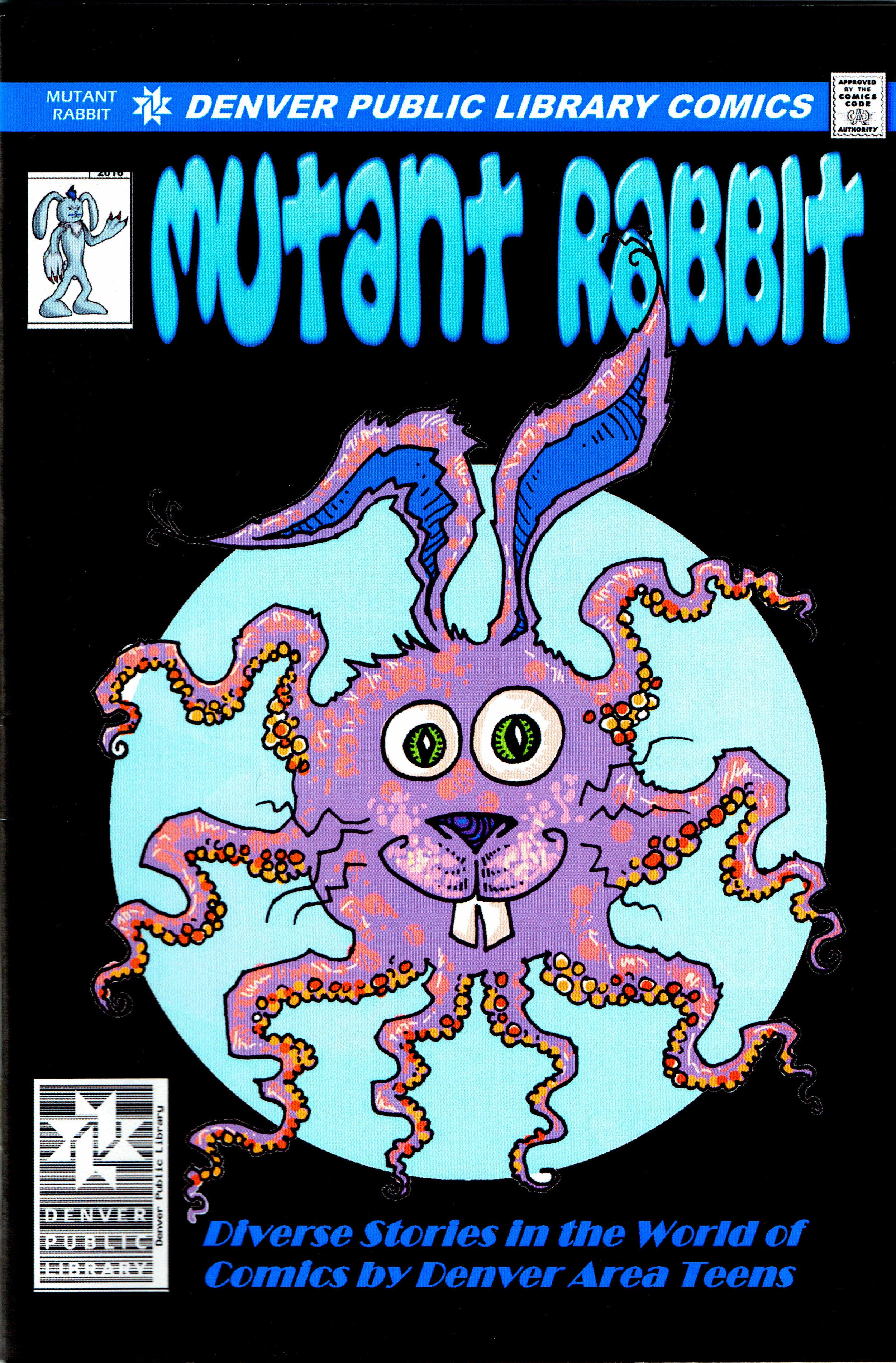 Mutant Rabbit 2016 Anthology