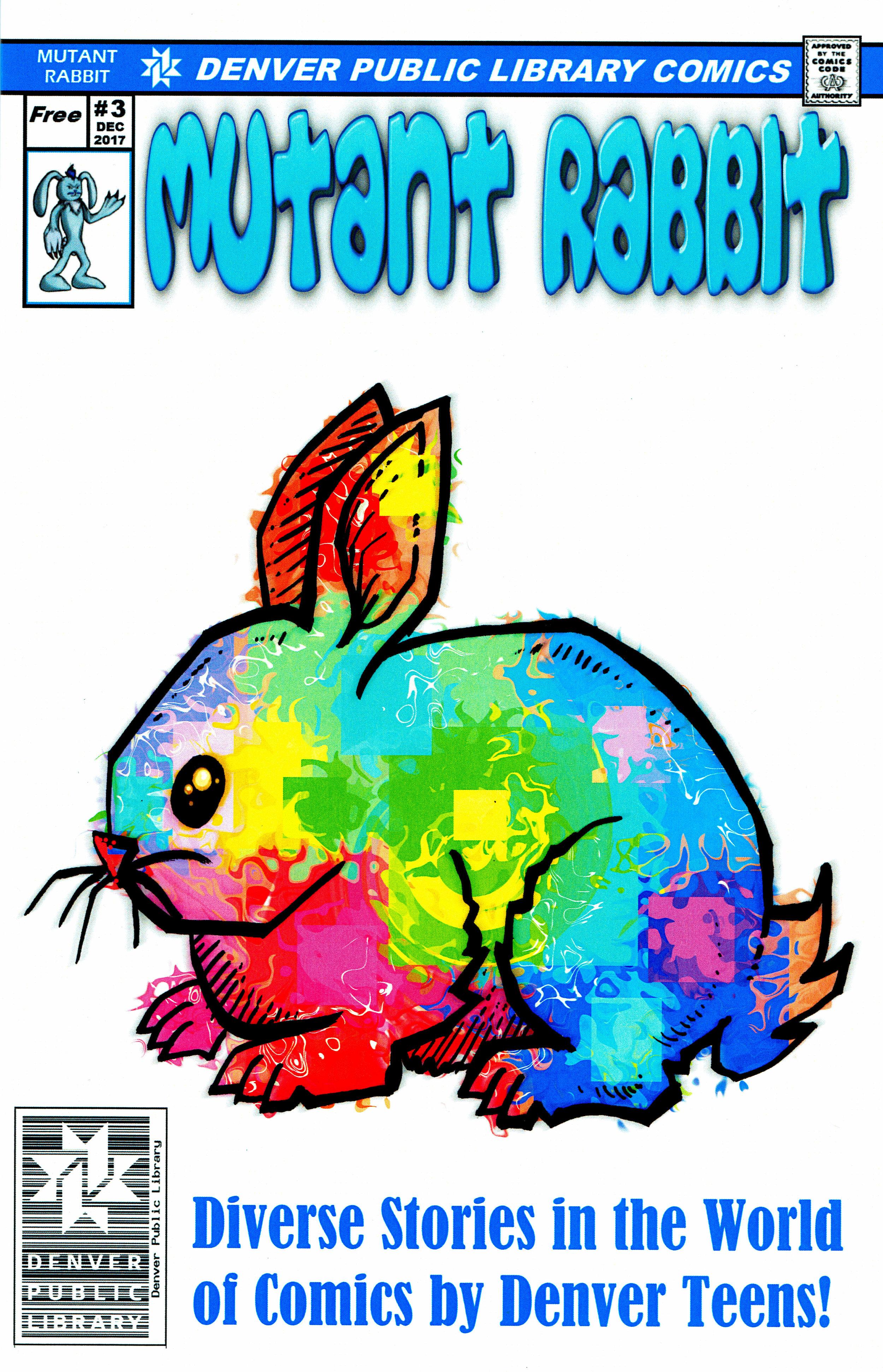 Mutant Rabbit 2017 Anthology