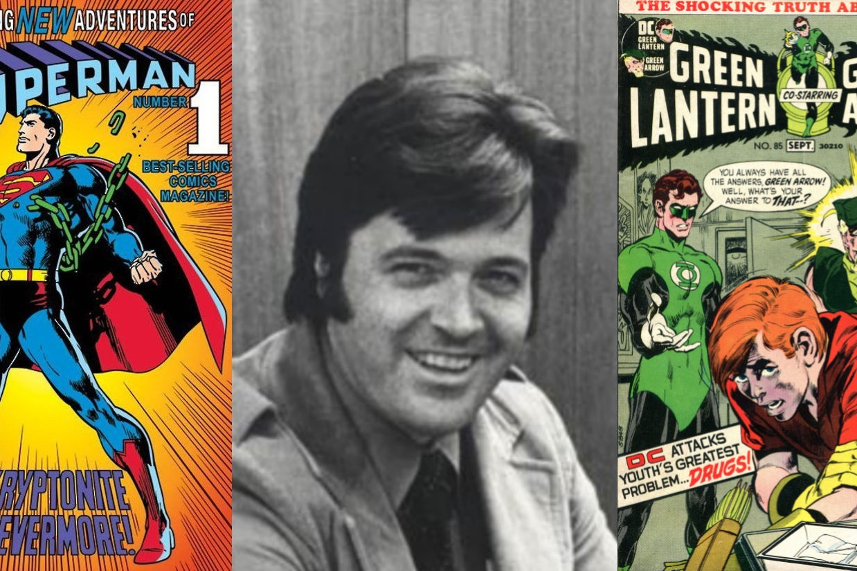 An Interview With Neal Adams - Legendary Artist and Creator Rights Advocate   Written by Bryan Stroud