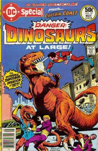 DC Special #27, written by Bob Rozakis.