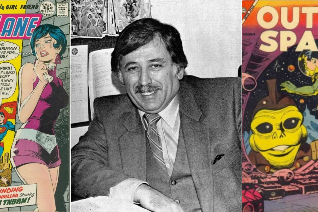 An Interview With Dick Giordano - Artist & Editor, From Charlton To DC   Written by Bryan Stroud