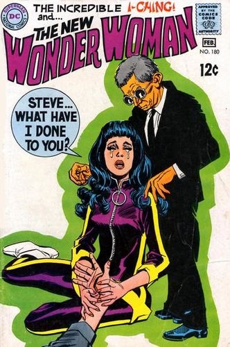 Wonder Woman (1942) #180, written by Denny O'Neil.