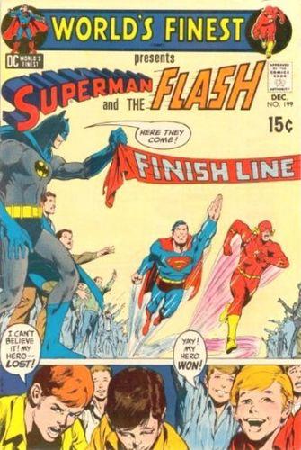 Worlds Finest Comics (1941) #199, written by Denny O'Neil.