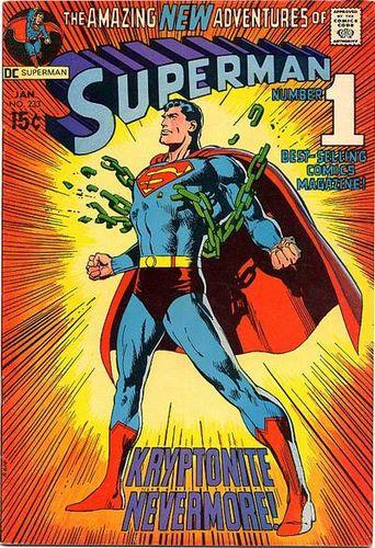 Superman (1939) #233, written by Denny O'Neil.