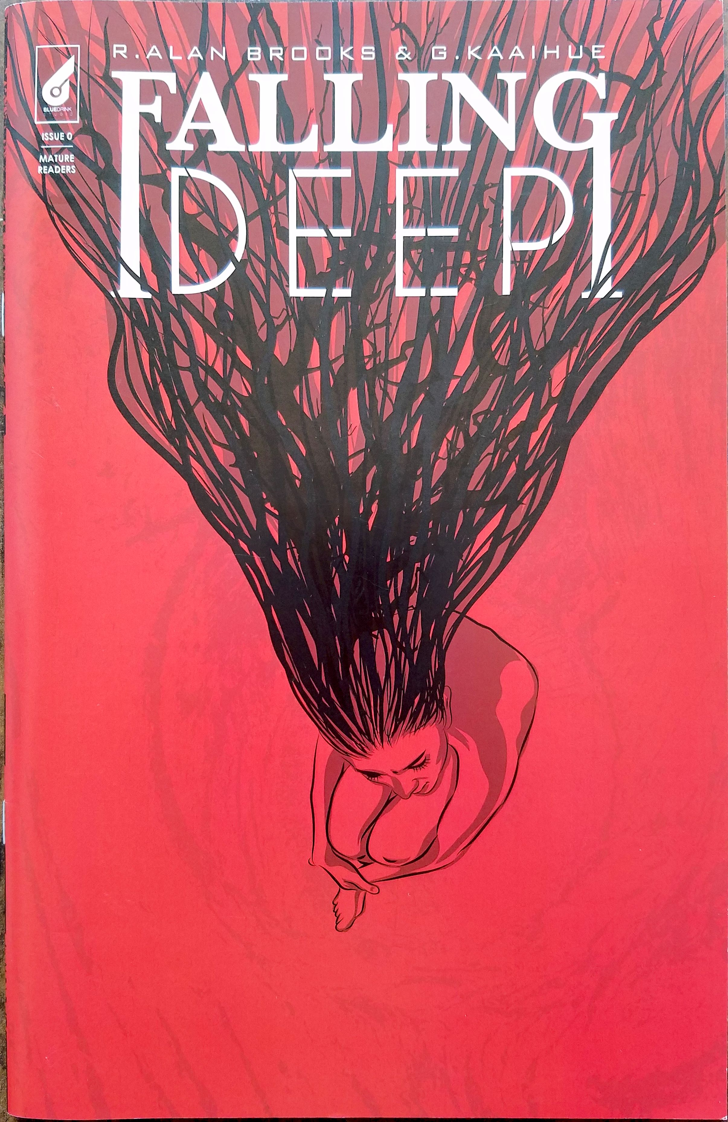 Falling Deep #1  - from  R. Alan Brooks  &  Gerhard Kaaihue .
