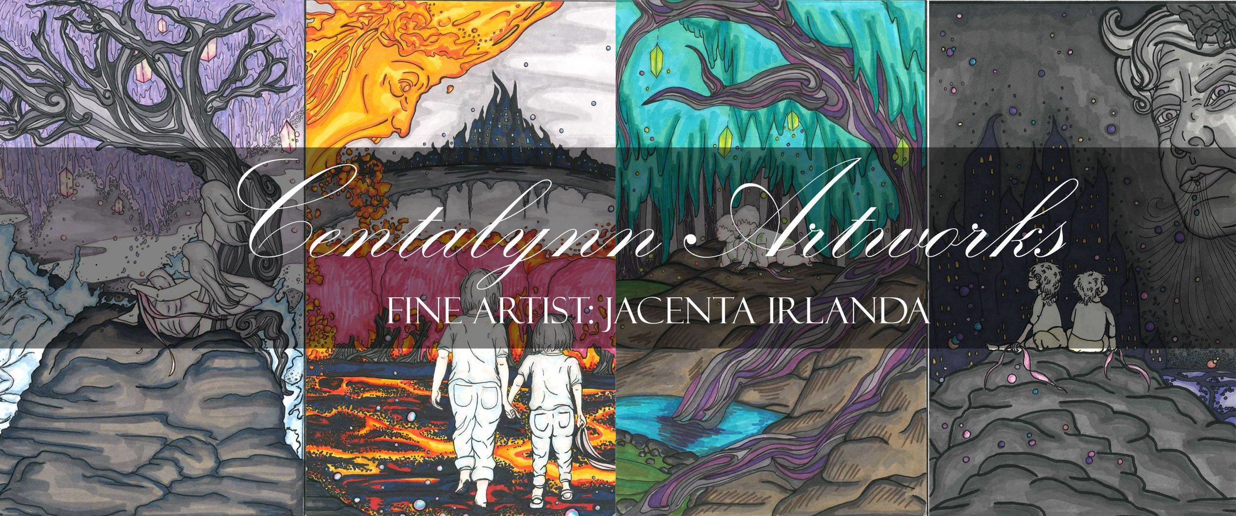 Centalynn Artworks - Fine Artist Jacenta Irlanda