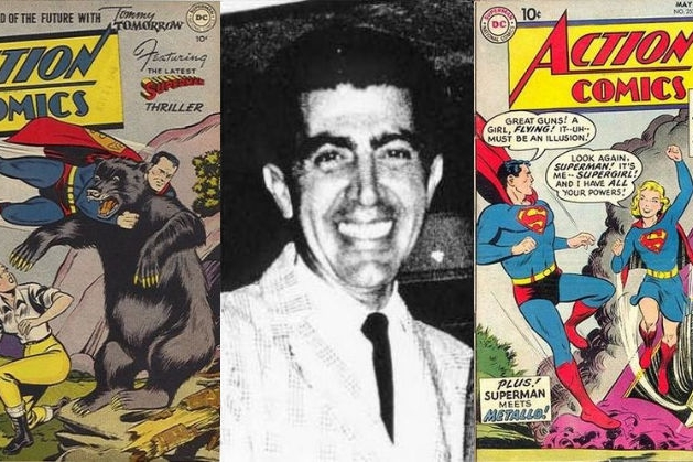 An Interview With Al Plastino - A Less Boring Take On Golden Age Superman   Written by Bryan Stroud