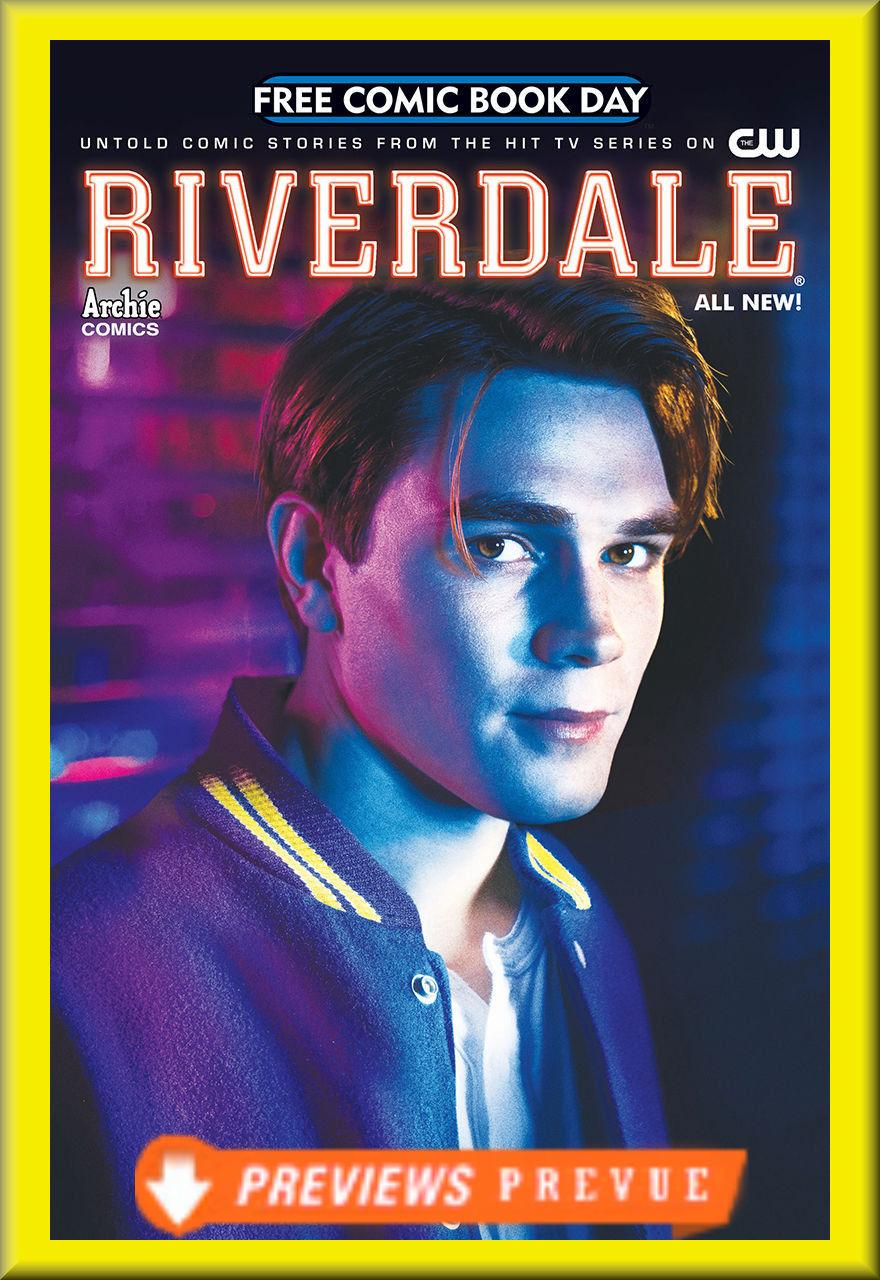FCBD 2018 Riverdale (Archie)