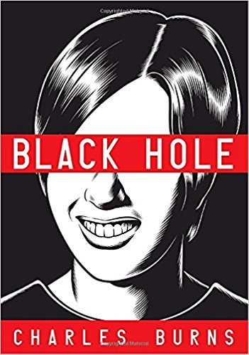 Cover of Charles Burns'  Black Hole .