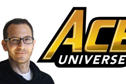 Gareb Shamus Talks About ACE Universe at Ace Comic Con AZ   Written by Ryan Hall