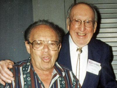 Sheldon Moldoff & Creig Flessel.