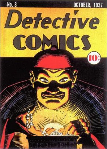 Detective Comics (1937) #8, cover by Creig Flessel.