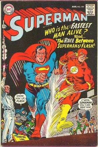 Superman (1939) #199, written by Jim Shooter.