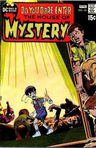 House of Mystery (1951) #191, main story written by Len Wein.
